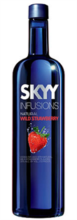 Skyy Vodka Infusions Wild Strawberry 1.00l
